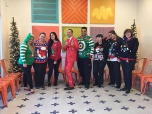 Junior Smiles Children's Dentistry Ugly Sweater Contest