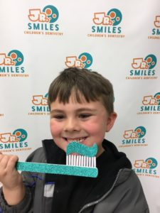 Toddler's tooth care - Junior Smiles