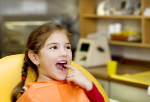 Sensitive Teeth in Children