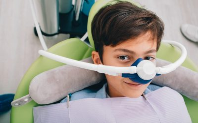 Laughing Gas and Your Kids' Dentist Appointment